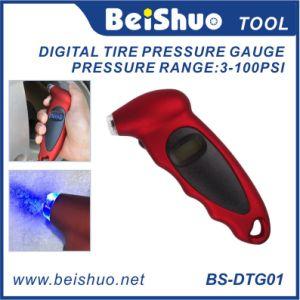 Portable Backlight Digital Tire Pressure Gauge pictures & photos