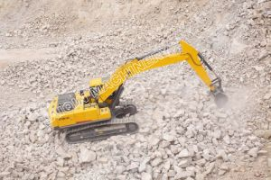Low Price Hydraulic Crawler Excavator for Mine Usage pictures & photos