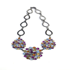 New Design Colorful Stones Necklace Earring Bracelet Fashion Jewelry pictures & photos