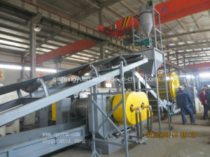 Tire Powder Production Line for Tire Recycling pictures & photos