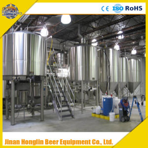 1000 Liter Stainless Steel Pressure Cooling Jacket Large Beer Fermenter pictures & photos