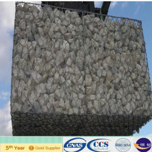 Hot-Dipped Galvanized Gabion Baskets Gabion Box Gabion Mesh (XA-GM1) pictures & photos