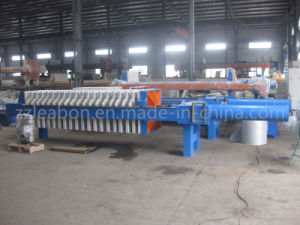 Recessed Hydraulic Filter Press for Coal Washing pictures & photos