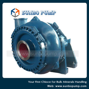 China Horizontal Sand Suction Dredger Gravel Pump pictures & photos
