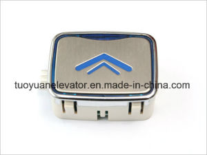 LG Push Button for Elevator Parts (TY-PB25Blue) pictures & photos