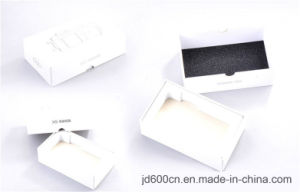 White Cardboard Paper Mobile Phone Box / Cellphone Packing Box pictures & photos