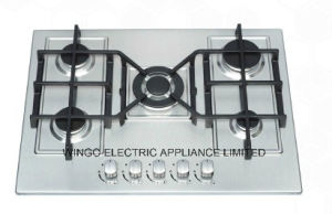 New Stainless Steel Panel Gas Stove