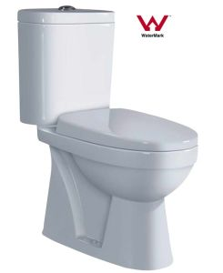 Australia Standard Washdown Two Piece Project Toilet Sanitary Ware (8004) pictures & photos