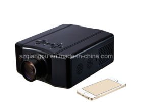 1080P Mini Portable TV Projector (SV-856) pictures & photos