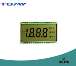 Tn Reflective LCD Display for Meter pictures & photos