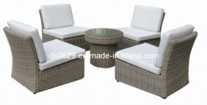 Garden Wicker Sofa (KY303)