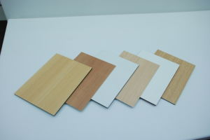 Wooden Grain Decorative Aluminium Composite Panel