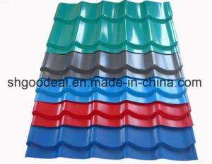 Zinc Aluminum Corrugated Roofing Sheet pictures & photos