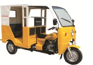 Middle East Passenger Tricycle Taxi Tricycle 150cc 200cc (HD150ZK-9) pictures & photos