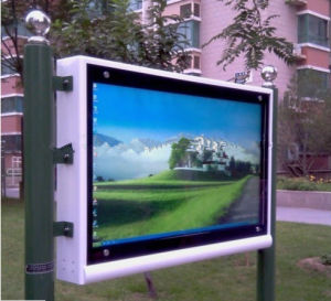 65inch Vertical Digital Signage LCD Display pictures & photos