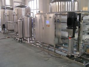 Pure Water Treatment Equipment (FST-10) pictures & photos