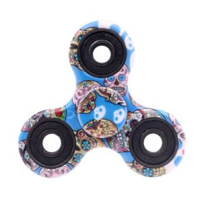Fingertip Gyroscope Tri-Spinner Fidget Toy Plastic EDC Hand Spinner for Autism and Adhd Hand Spinner EDC Sensory Fidget Spinners pictures & photos