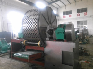 Automatic Waste Tyre Recycling Plant/Tyre Machine pictures & photos