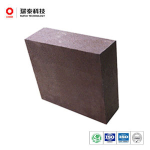 Ruitai Semi-Rebonded Magnesite Chrome Brick Rt-SMC-8
