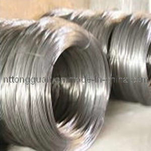 Hot Dipped Steel Wire ISO9001: 2008 pictures & photos