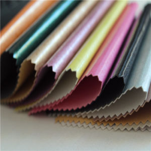 Embossed PU Artificial Leather (wsqt-007)