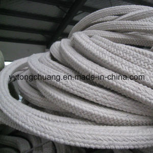 Aluminum Silicate Insulation Ceramic Fiber Square Braided Rope Gasket pictures & photos