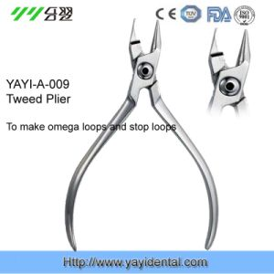 Orthodontic Pliers - Tweed Plier (A-009) Dental Equipment pictures & photos