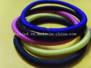 High Texture and Ties with Metal Free Elastic Hair pictures & photos