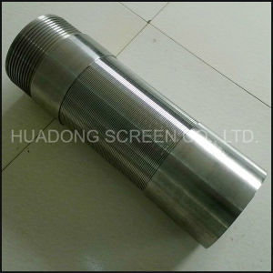 Johnson Pipe Well Sand Control Filter Wedge Wire Stainless Steel Screens pictures & photos