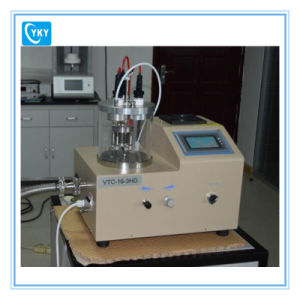 Ce Certified Compact Rotary Plasma Magnetron Sputtering Coater pictures & photos