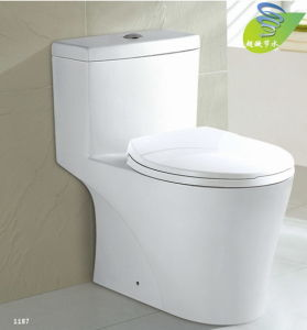 Siphonic One-Piece Sanitary Ware CE-T1330 pictures & photos