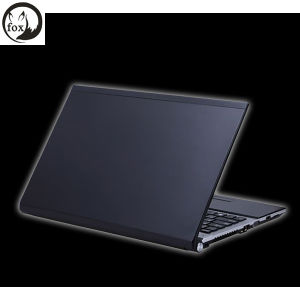 "Metal Case 15.6"" Laptop Celeron J1900 4 Core 2.0GHz Laptop 4GB RAM 500GB HDD with DVD-RW Webcam USB 3.0 Factory Price pictures & photos"