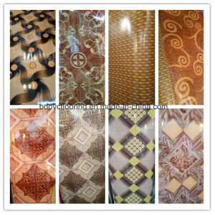 1.8mm High Quality with Cheap Price Sponge Backing PVC Flooring pictures & photos