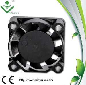 High Quality 5V DC Mini Fan for Car 25mm Cooling Fan pictures & photos