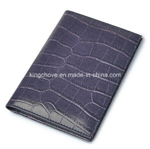 Best Selling and Good Quality Croco PU Passport Cover (KCI13) pictures & photos