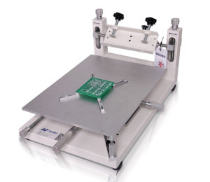 SMT Printer, PCB Solder Paste Printer Pm3040 for PCBA pictures & photos