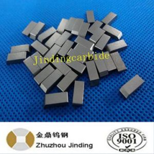 Yg6 Tungsten Carbide Tipped Tct Saw Blade Tips pictures & photos