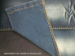 96% Cotton 4%Spandex Super Stretch Denim Jeans with Mercerized