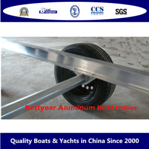Bestyear Aluminum Alloy Boat Trailers pictures & photos