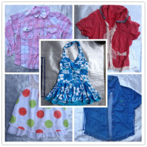 Bulk Mixed Used Cloth, Used Clothing Used Clothes for Sale pictures & photos