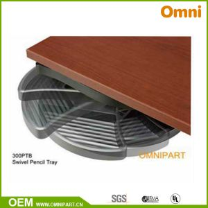 Round Plastic Keyboard Tray for Office Table (OM-PR-002) pictures & photos