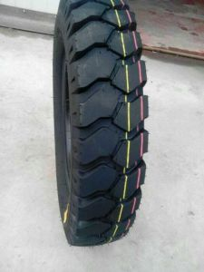 High Quality Motorcycle Tyre 90/90-21 with High Natural Rubber Rate pictures & photos