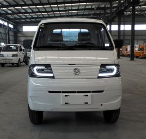 EEC Approved Electric Truck with 2 Seater pictures & photos