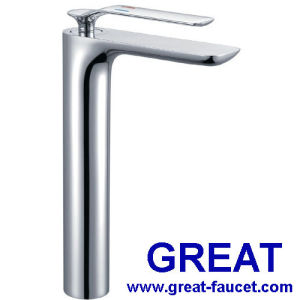 Modern Bathroom Basin Faucet (GL7511A75) pictures & photos