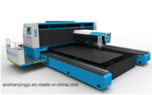 Zhjscg3015h CNC High Speed Laser Cutting Machine (with CP500W laser) From Sara pictures & photos