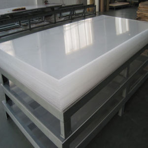 PMMA High Gloss Bathtub Sanitary Acrylic Sheet and Acrylic Board pictures & photos