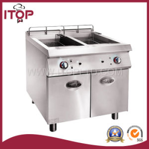 Electric Floor-Type Fryer with Cabinet (XR900-RZ) pictures & photos