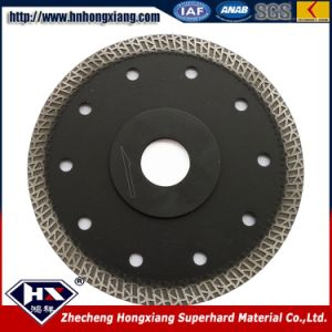 X Turbo Hot Diamond Saw Blade for Ceramic Tiles pictures & photos