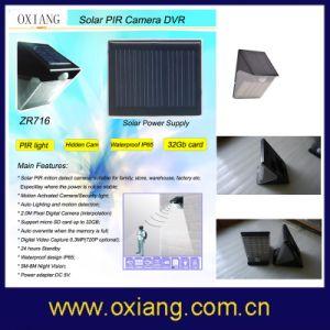 Solar Ccv Camera PIR Wireless for Outdoor Video Recording pictures & photos