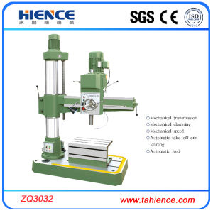 High Quality Mechanical Radial Arm Drilling Machine Equipment Zq3032 pictures & photos